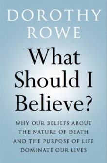 What Should I Believe?, Paperback