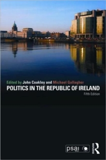 Politics in the Republic of Ireland, Paperback