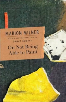 On Not Being Able to Paint, Paperback