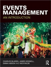 Events Management : An Introduction, Paperback Book