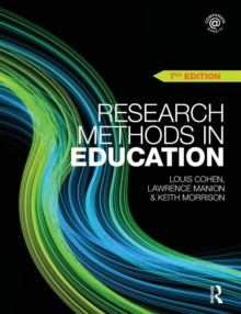 Research Methods in Education, Paperback