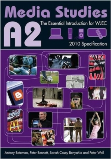 A2 Media Studies : The Essential Introduction for WJEC, Paperback