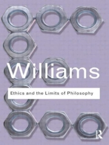 Ethics and the Limits of Philosophy, Paperback