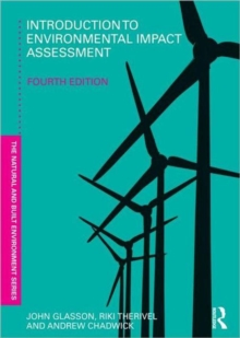 Introduction To Environmental Impact Assessment, Paperback