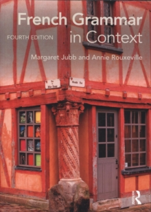 French Grammar in Context, Paperback