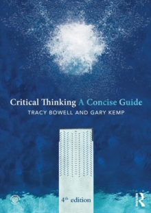Critical Thinking : A Concise Guide, Paperback