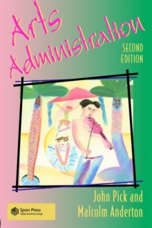Arts Administration, Paperback