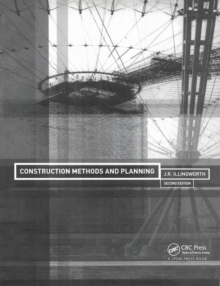 Construction Methods and Planning, Paperback Book