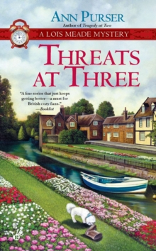 Threats at Three : A Lois Meade Mystery, Paperback