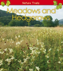 Meadows and Hedgerows, Hardback Book