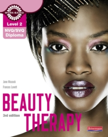 Beauty Therapy Candidate Handbook : NVQ/SVQ Diploma Level 2, Paperback Book