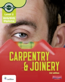 NVQ/SVQ Diploma Carpentry and Joinery Candidate Handbook : Level 2, Paperback Book