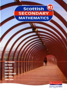 Scottish Secondary Maths Red : Student Book 2, Paperback