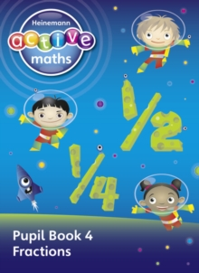 Heinemann Active Maths - First Level - Exploring Number - Pupil Book 4 - Fractions, Paperback