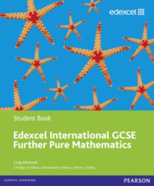 Edexcel International GCSE Further Pure Mathematics Student Book, Paperback