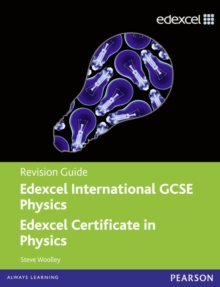 Edexcel International GCSE Physics Revision Guide with Student CD, Mixed media product