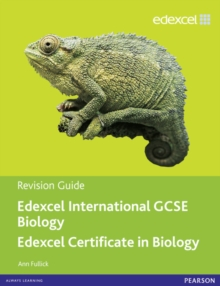 Edexcel International GCSE Biology Revision Guide with Student CD, Mixed media product