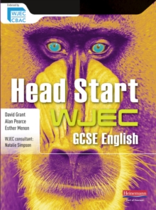 Head Start WJEC GCSE English Student Book : Head Start English Edexcel SB, Paperback
