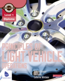 Principles of Light Vehicle Operations Candidate Handbook : Level 1, Paperback