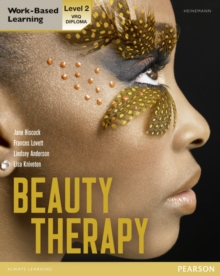 Level 2 VRQ Diploma Beauty Therapy Candidate Handbook, Paperback