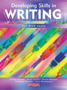 Developing Skills in Writing Pupils Book, Paperback Book