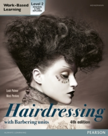 L2 Diploma in Hairdressing Candidate Handbook (including Barbering Units), Paperback Book