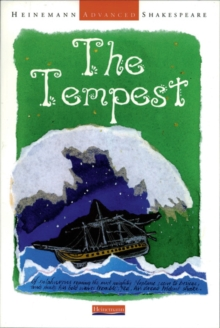 "Heinemann Advanced Shakespeare: ""The Tempest"", Paperback Book"