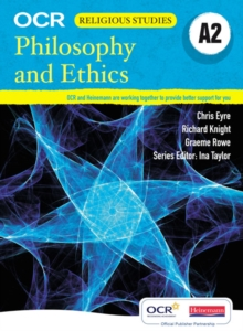 A2 Philosophy and Ethics for OCR Student Book, Paperback