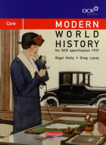 Modern World History for OCR: Core Textbook, Paperback
