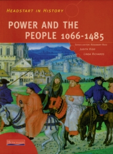Headstart in History: Power & People 1066-1485, Paperback