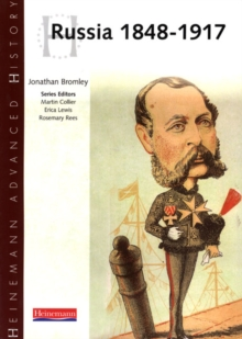 Russia 1848-1917, Paperback