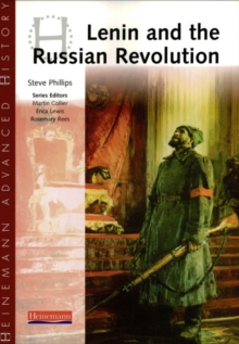 Heinemann Advanced History: Lenin and the Russian Revolution, Paperback