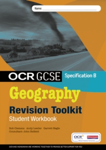 OCR GCSE Geography B : Revision Toolkit Student Workbook, Paperback Book