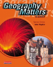 Geography Matters 1 Core Pupil Book, Paperback
