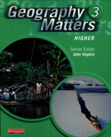 Geography Matters 3 Core Pupil Book, Paperback