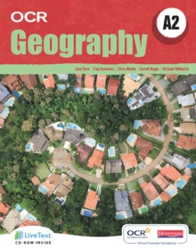 A2 Geography for OCR Student Book with LiveText for Students, Mixed media product