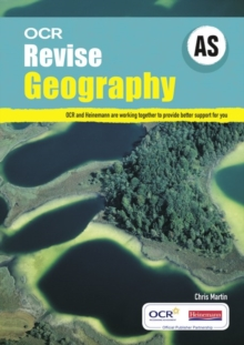 Revise AS Geography OCR, Paperback Book