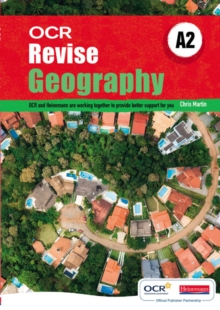 Revise A2 Geography OCR, Paperback Book