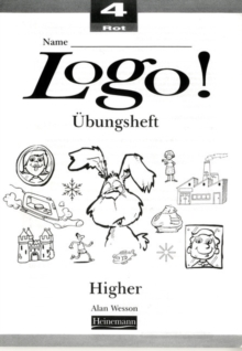 Logo! 4 Higher Workbook (Pack of 8), Multiple copy pack