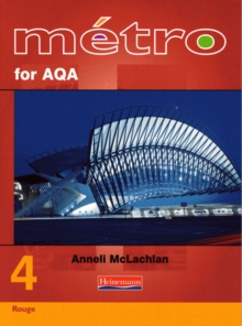 Metro 4 for AQA Higher Student Book, Paperback Book