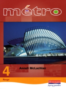 Metro 4 Higher Student Book, Paperback
