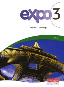 Expo 3: Vert Pupil Book, Paperback