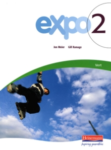 Expo 2 Vert Pupil Book, Paperback