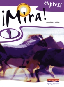 Mira! Express 1 Pupil Book : Year 8, Paperback