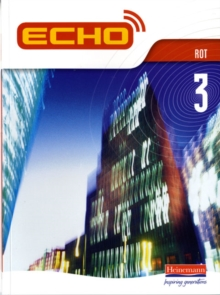 Echo 3 Rot Pupil Book, Paperback