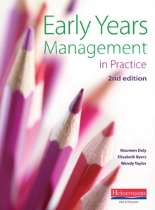 Early Years Management in Practice, Paperback Book