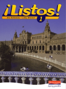 Listos! 1 Pupils Book, Paperback