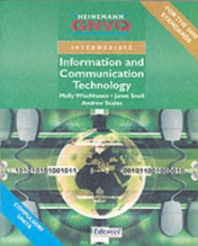 Intermediate GNVQ ICT Student Book without Options, Paperback
