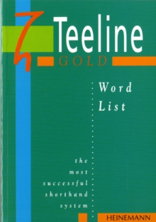 Teeline Gold Word List, Paperback