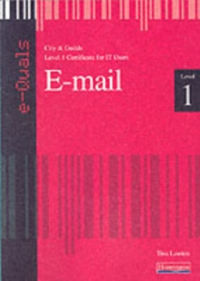 e-Quals Level 1 E-mail for Office 2000 : Level 1, Paperback